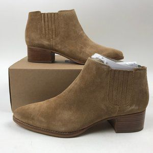 Franco Sarto SEVILLE Ankle Booties TOASTED Barley